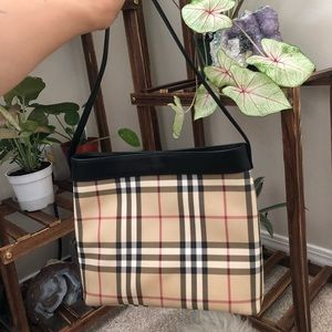 100% Authentic Burberry Tote/Shoulder Bag